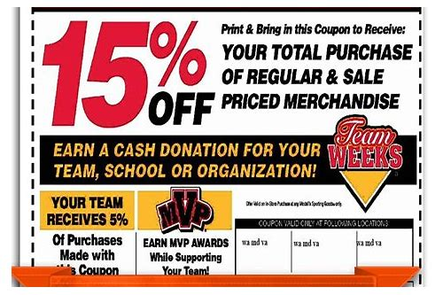 coupons for modells 2018