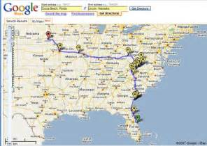 Google Usa Map by Map Of Florida Cocoa Beach Deboomfotografie