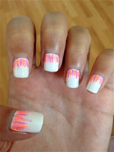 number 1 summer nails elegant summer nails photo 1 the nail for you