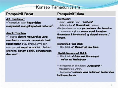 Ibn Khaldun Dalam Pandangan Barat Dan Timur bab 2 tamadun islam