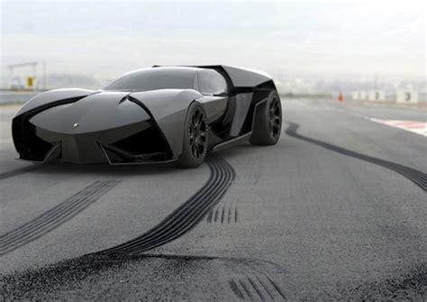 I Own A Lamborghini One Sharp Black Lambo Yanko Design