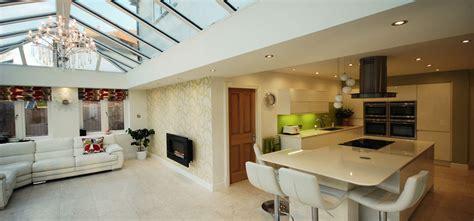 ideas kitchen extension design uk