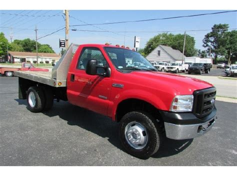 2007 Ford Flatbed Trucks For Sale Used Trucks On Buysellsearch