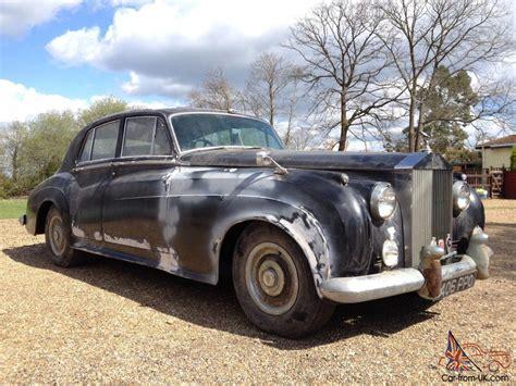 rolls royce barn find 1957 rolls royce silver cloud 1 6 power steering