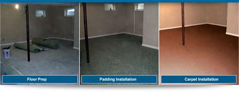 cincinnati floor gallery carpet installation before