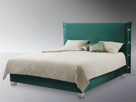 high upholstered headboard high upholstered headboard for double bed trench by treca