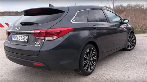 hyundai i40 2016 hyundai i40 1 7 crdi 141 hp test drive by test
