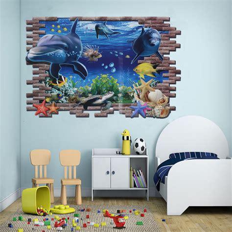 Wandtattoos Kinderzimmer Fische Meereswelt by Wandtattoo Fische Meer Prinsenvanderaa