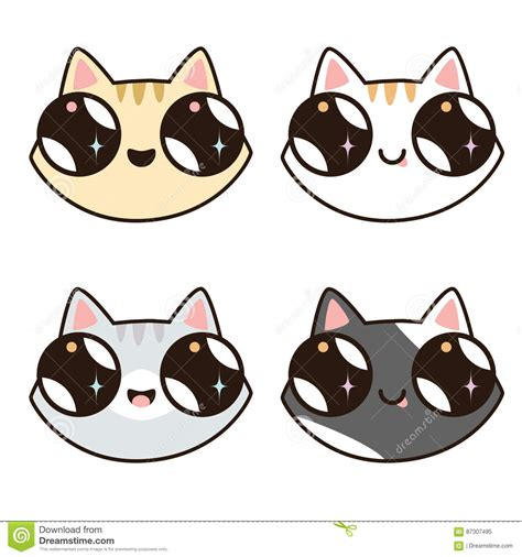 imagenes kawaii de gatos kawaii gatos