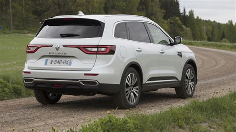 renault reno renault koleos 2017 review by car magazine