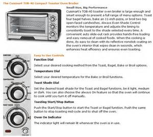 Cuisinart Toaster Oven Tob 40 Reviews Cuisinart Tob 40 Toaster Oven In Depth Review Home