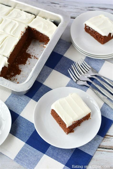 easy chocolate cake recipe how to make a chocolate cake from scratch