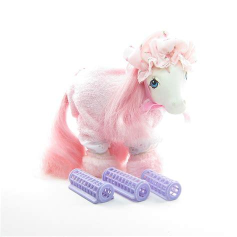 My Pony Pajama Set sweet dreams my pony wear g1 pajamas set brown