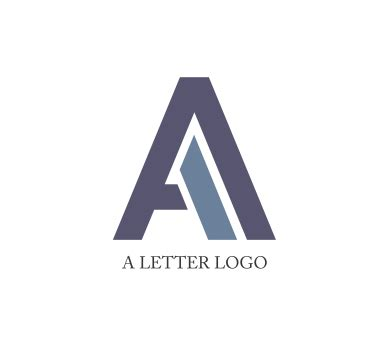 design a letter logo for free a a letter logo psd design download vector logos free