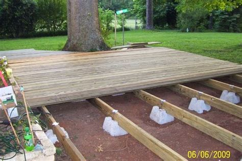 deck plans com platform deck floating deck and floating deck plans on