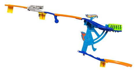 hot wheels wall tracks swing arm slide track set