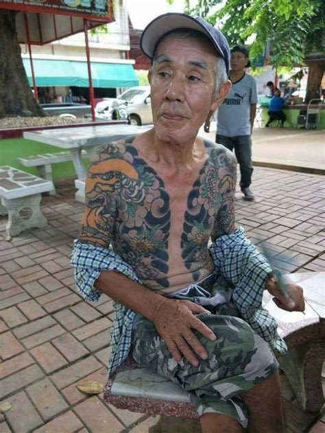 yakuza tattoo explained the hidden meanings behind the tattoos on the arrested