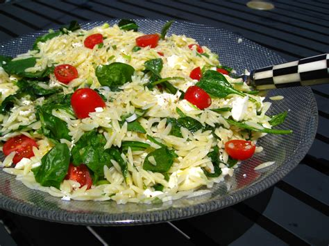 salads recipes recipe goodness orzo summer salad 8 ate eight
