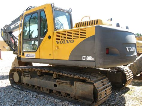 Volvo Excavator For Sale Volvo Hydraulic Excavator Ec160blc 2006 For Sale Used