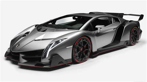 Lamborghini Veneno 2013 HD Desktop Wallpaper   WallpaperLepi