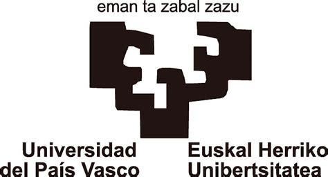 universidad pais vasco universidad pa 237 s vasco