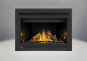 fireplace reflector panels napoleon b46 ascent direct vent gas fireplace hearth stove and patio