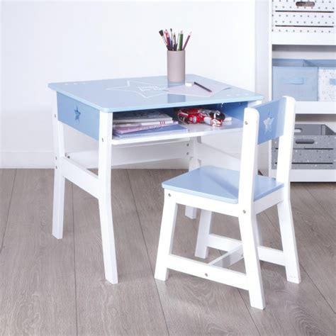 bureau enfant bleu bureau enfant quot 201 toile quot 58cm bleu