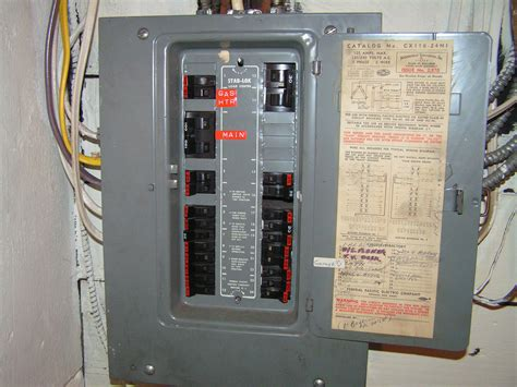home electric panels the quot federal pacific quot electric panel is a known