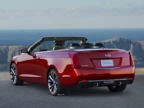 Cadillac Convert 2015 Cadillac Ats Convertible Rendering Autoevolution