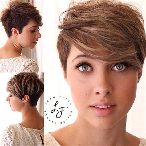 10 Layered Pixie Cut Hairstyles 2017 2018 by 30 Best Pixie Haircuts 2016 2017 The Best