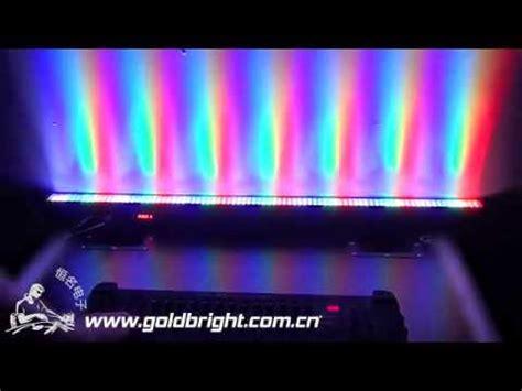 Gm049v3 252 Led Rgbw Color Bar Stage Bar Dj Bar Led Led Led Light Bar Dj