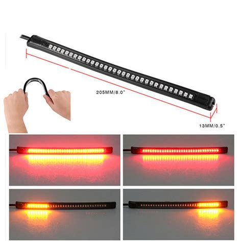 led light strips motorcycle led motorcycle brake light