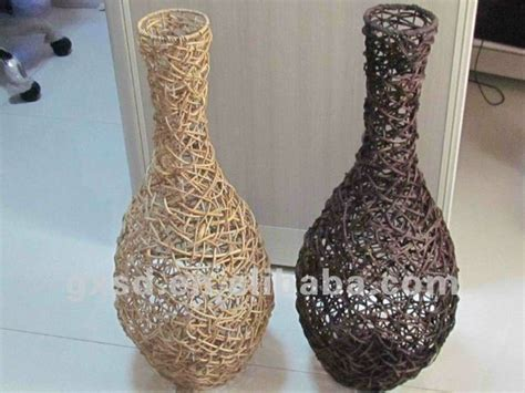 Large Wicker Floor Vases by 1000 Ideas About Floor Vases On Primitive