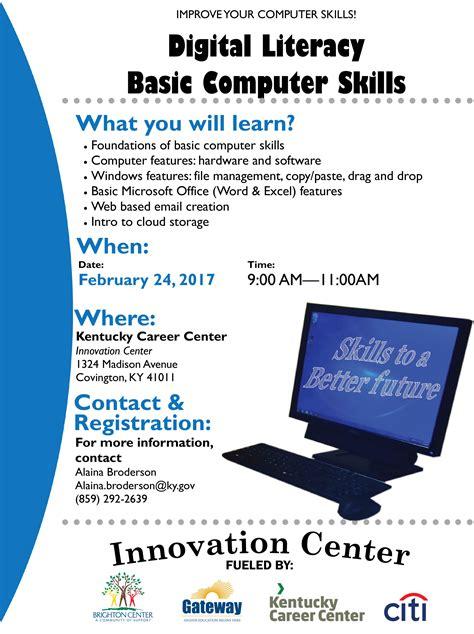 Basic Computer Skills In Resume Sle the amazing basic computer skills 28 images the