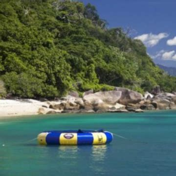 visit cairns fitzroy island transfers