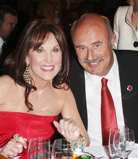 has anyone seen robin mcgraw dr phils wife recently robin mcgraw plastic surgery claims