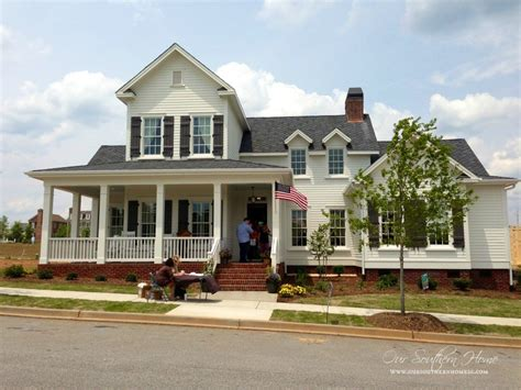 southern living home builders southern living model home tour our southern home