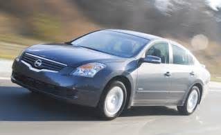 Nissan Altima 2009 Problems 2009 Nissan Altima Hybrid Blue 200 Interior And