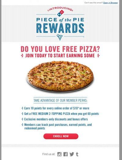 domino pizza email 66 best email showdowns images on pinterest netflix