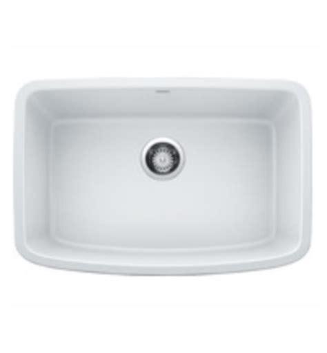 blanco undermount kitchen sink single bowl blanco 442551 valea 27 quot single bowl undermount silgranit