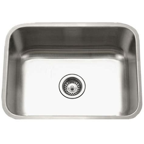 Kitchen Sink Sts Kitchen Sinks Ex Sts 1300 1 Undermount Single Bowl Kitchen Sink 23 W Premium Grade T 304