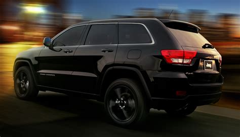 Murdered Out Jeep Grand Blacked Out Jeep Grand Concept Egmcartech