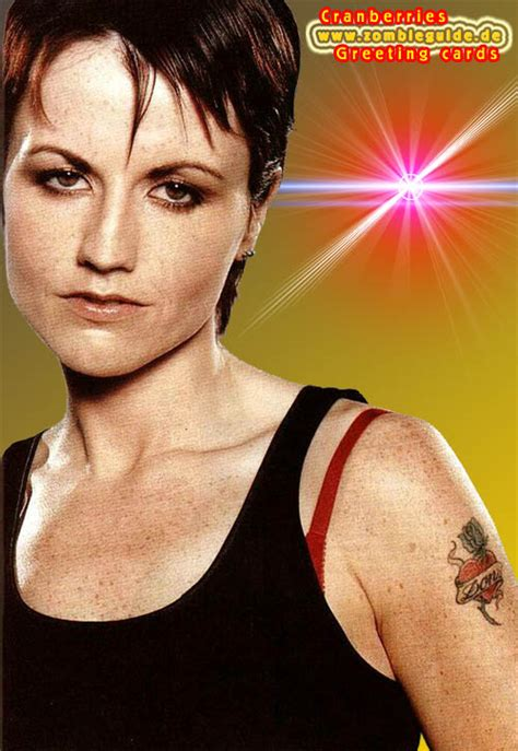 celebrity tattoos dolores o riordan heart and flower