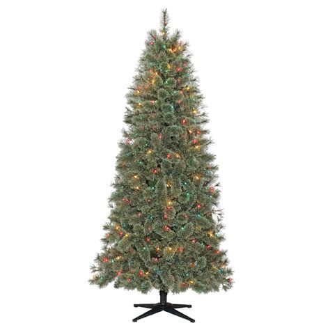 do ner bliltzen wine hester cashmere christmas trees donner blitzen 6 5 harrison pine multi light tree