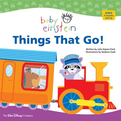 let my baby go books things that go by julie aigner clark reviews