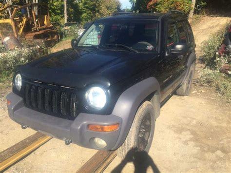 2003 jeep liberty radiator fan motor 2003 jeep liberty electrical liberty radiator condenser
