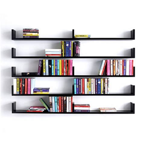 bookshelves on wall wall mounted bookshelves