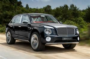 The Bentley Truck New 2016 Bentley Suv Prices Msrp Cnynewcars