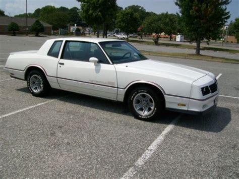 buy   chevrolet monte carlo ss coupe  door