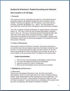 Prose Essay Definition by Tei By Exle Module 3 Prose